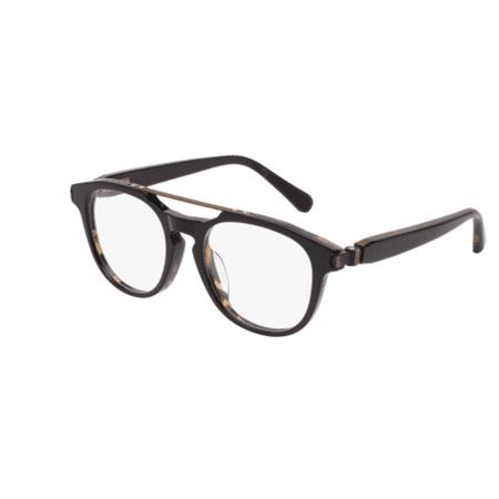 18b4424bdc1 Eyeglasses Brioni BR 0003 OA- 001 BLACK   - Walmart.com