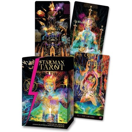 Tarot Card Set (STARMAN TAROT KIT (BOX) (CARD))