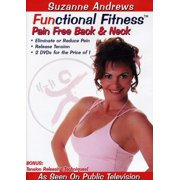 Functional Fitness: Pain Free Back and Neck by BAYVIEW ENTERTAINMENT