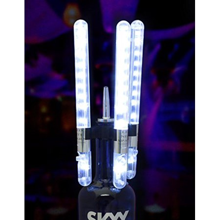Bottle Sparklers (LED Bottle Service Sparklers for Vip Nightclubs Led Sparklers Bottle Baton Ecelctronic sparklers)