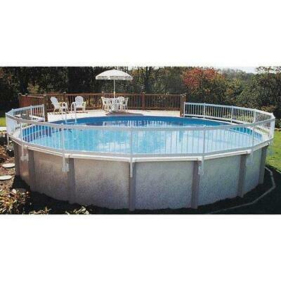 Splash NE146-1 Above Ground Pool Fencing Add-On Kit(B) include 3 add-on