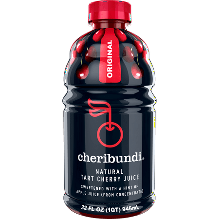 Cheribundi Tart Cherry Juice, 32 Fl. Oz. (Best Tart Cherry Juice)