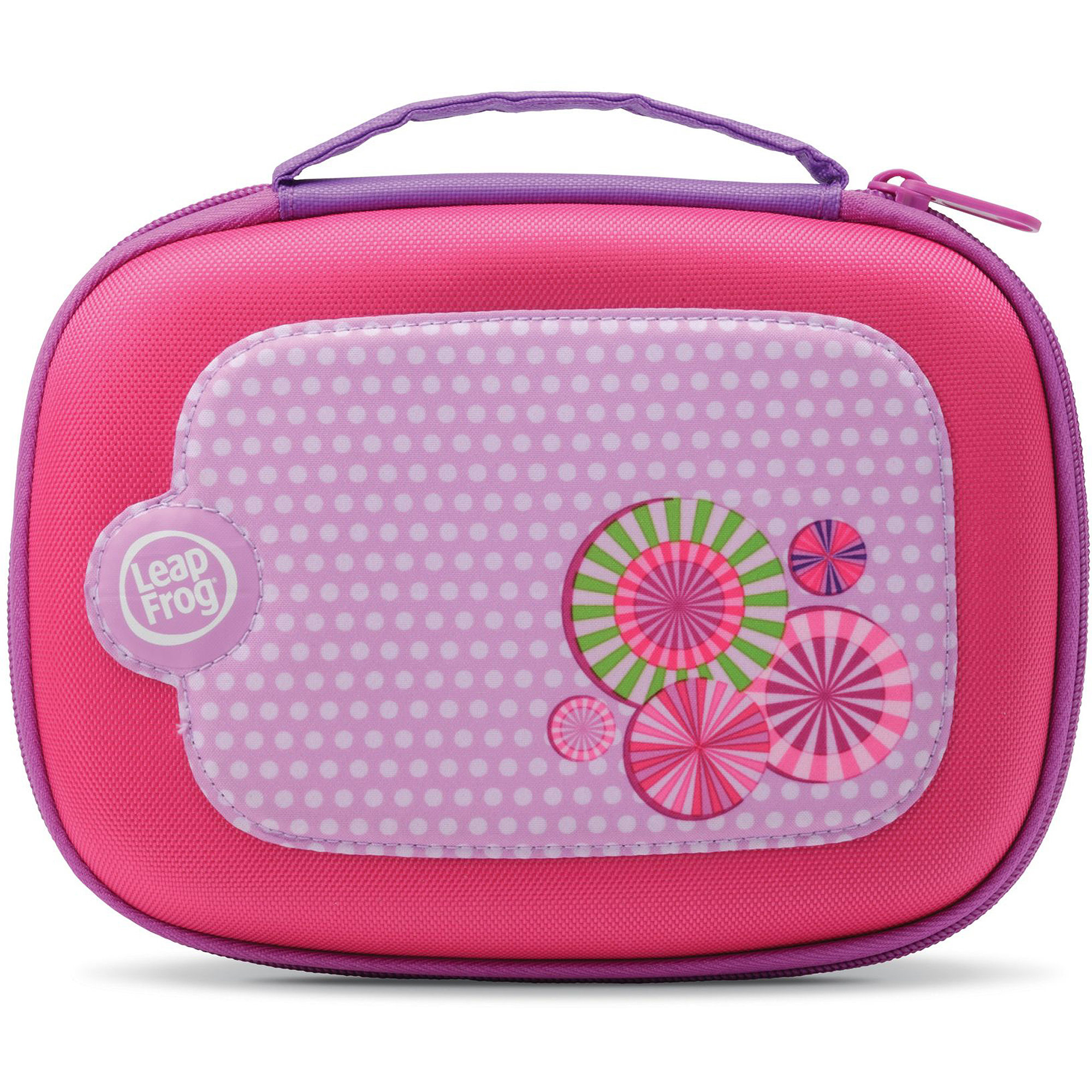 "LeapFrog 5"" Carrying Case, Pink"