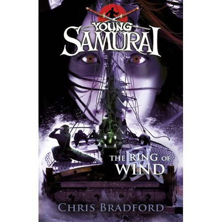 The Ring of Wind (Young Samurai, Book - Young Wind Sensor