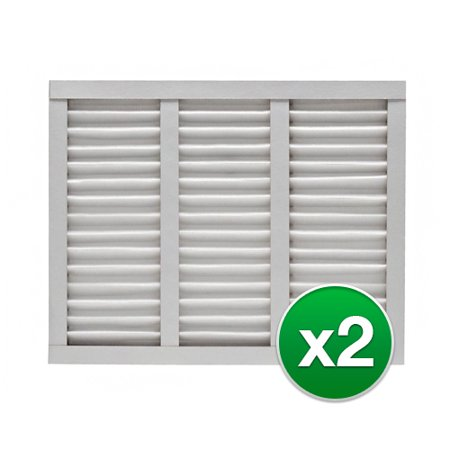 Replacement 12x20x1 One Inch Furnace Air Filter (MPR 1000) Merv 11 100% Made In The USA (2 Pack)