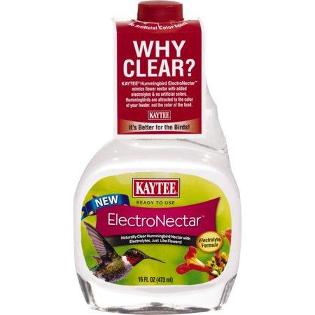 Kaytee® 100506171 Ready To Use Hummingbird Electro Nectar, 16