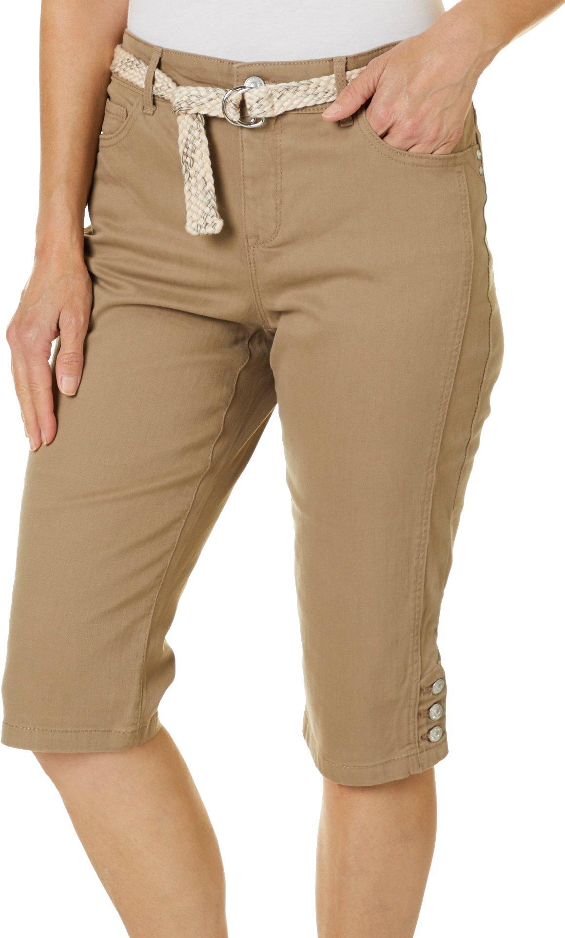 Macondoo Mens Mid Waist Printing Straight Chino Beachwear Short Pants