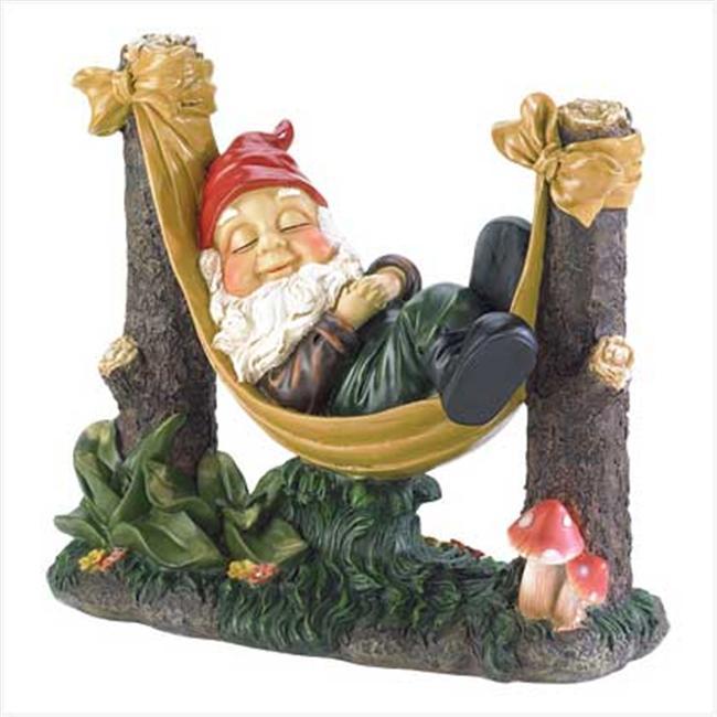 SWM 39264 Slumbering Gnome Statue