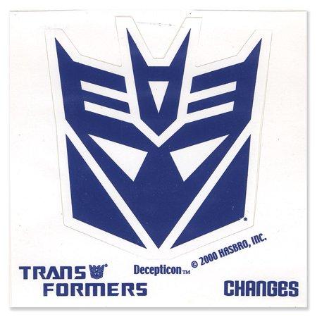 Decepticon Decal (Transformers - Decepticon Decal )