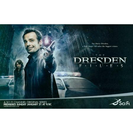 The Dresden Files (2007) 11x17 TV - Halloween Wav Files