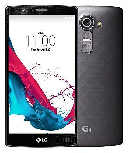 LG G4 AS811 GSM Unlocked 4G LTE 32GB Metallic Gray AT T-M...