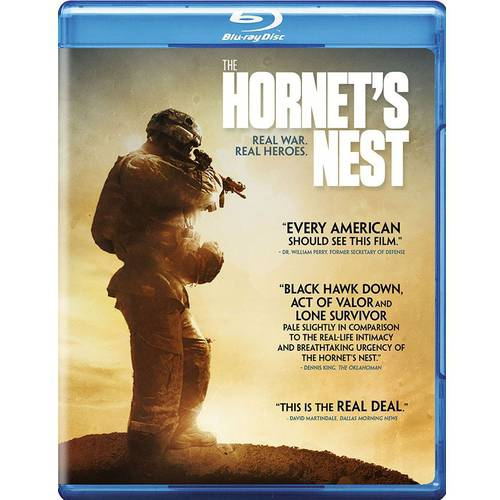 The Hornet's Nest (Blu-ray) (With INSTAWATCH)