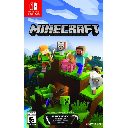 Mom Switch - Minecraft, Nintendo, Nintendo Switch, 045496591779