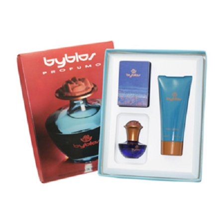 1.7 Edp Women Perfume - BYBLOS by BYBLOS 1.68 oz edp Spray 1.7 Womens Perfume + 6.75 lotion 6.7 Set NIB