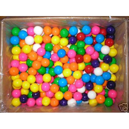 Basketball Gumball - Dubble Bubble 1 inch Gumballs 5 Pound Bag