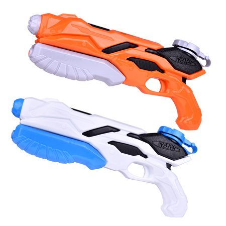 Water Gun Toys for Kids Super Soaker Blaster High Capacity Water Blaster Squirt Toy Swimming Pool Beach Sand Toys Water Fighting Toy F-192