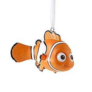 Hallmark Disney Christmas Tree Ornament Nemo Finding Nemo Finding Dory Fish (Hallmark Halloween Tree Ornaments)