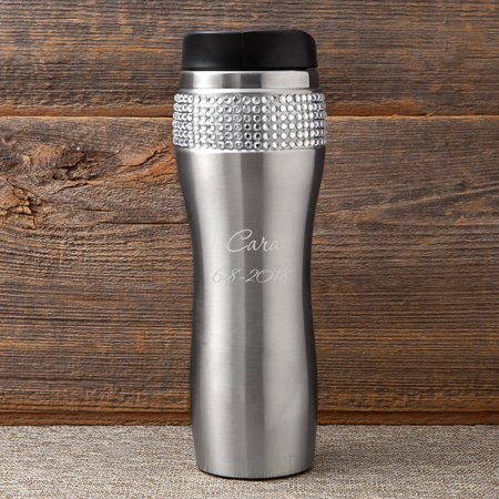Personalized Bling Travel Tumbler](Personalized Acrylic Tumblers)