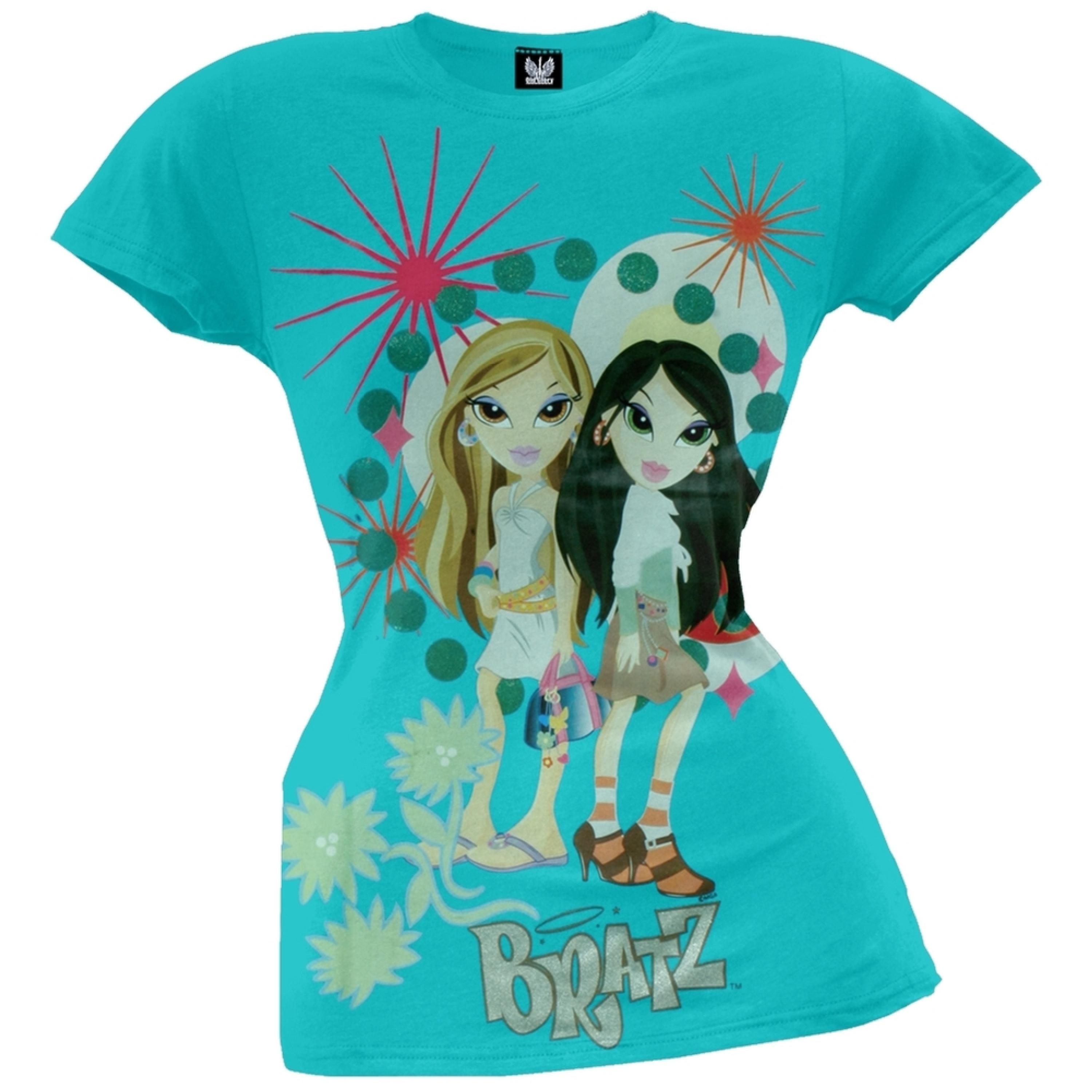Bratz - Shopping Juvy Girls T-Shirt