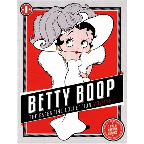Betty Boop: The Essential Collection, Vol. 1 (Blu-ray) (Widescreen)