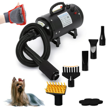 Free Paws Dog Grooming Dryer Pet Hair Blower Professional 4 HP Dryer ()
