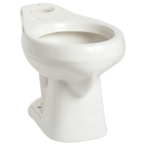mansfield plumbing products alto round toilet bowl