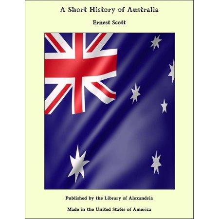 A Short History of Australia - eBook](Halloween Australia History)