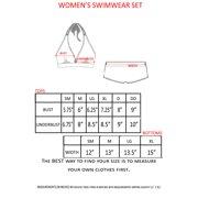927fbd76348 SHORE TRENDZ - Women s USA Flag Halter Top   Hot Shorts 2-Piece ...