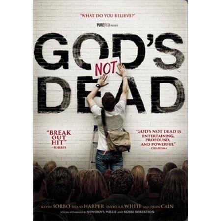 God's Not Dead (DVD) (Day Of The Dead Boy)