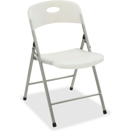 Lorell, LLR62530, Translucent Folding Chairs, 4 / Carton