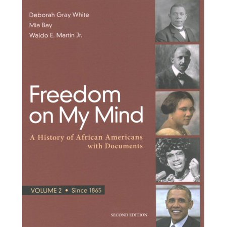 Freedom on My Mind, Volume 2 : A History of African Americans, with Documents](History On Halloween)