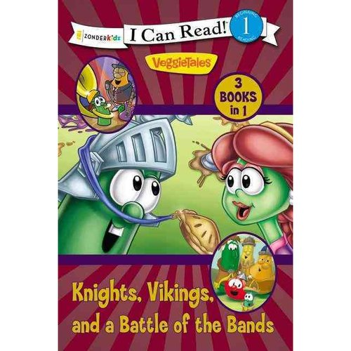 Knights, Vikings, and a Battle of the Bands: Princess Petunia and the Good Knight / What's Up With Lyle? / Junior Battles to Be His Best