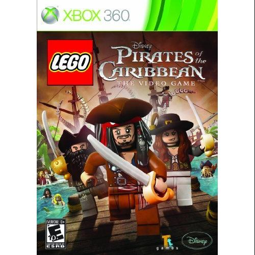 Disney Interactive LEGO Pirates of the Caribbean: The Video Game - Action/Adventure Game Retail - Xbox 360