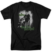 The Munsters Have You Seen Spot Mens Short Sleeve Shirt