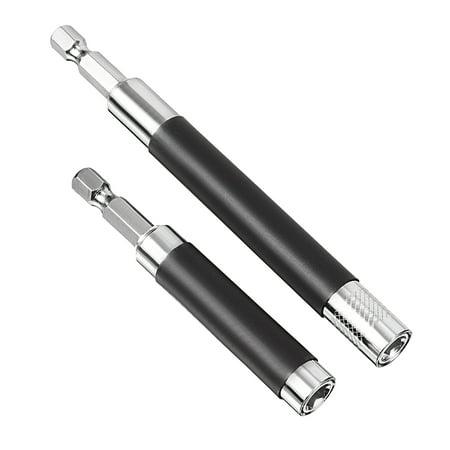 1/4 Inch Hex Shank Extension Bar Socket Bit Holder 80mm 120mm Length - Holder Extension