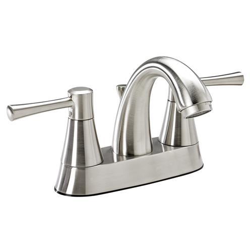 Belanger Neo74cbn Bathroom Sink Faucet Brushed Nickel Finish 2