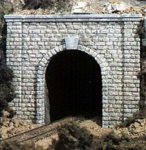 C1153 Cut Stone Single Portals (2) N Multi-Colored