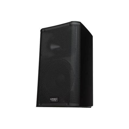 QSC K Series K10 - Speaker - 1000 Watt - 2-way - black (grille color - black powder