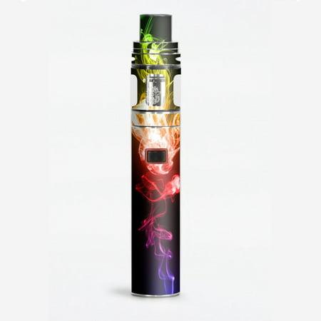 Skins Decals For Smok Stick X8 Vape / Color Smoke