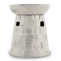 WHITE IGLOO  FRAGRANCE WARMER - WAX MELTER by Boulevard