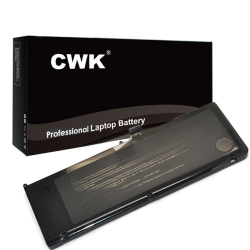 CWK Long Life Replacement Laptop Notebook Battery for Apple Core I7 (A1286) 5200m MD322LLA MacBook Pro 15.4 2.5Ghz Core I7 (A1286) MD322LLA MacBookPRO8 2 - A1286 - 2563 M1055