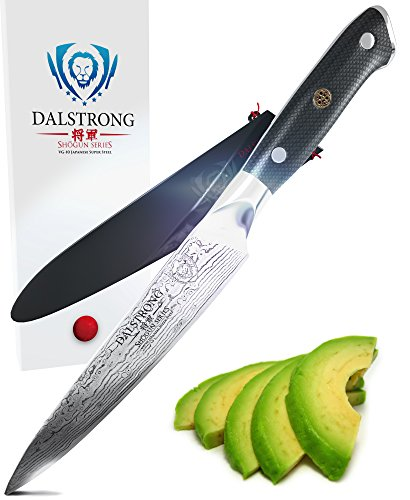 "DALSTRONG Utility Knife Shogun Series Petty VG10 6"" (152mm) by Dalstrong Inc"