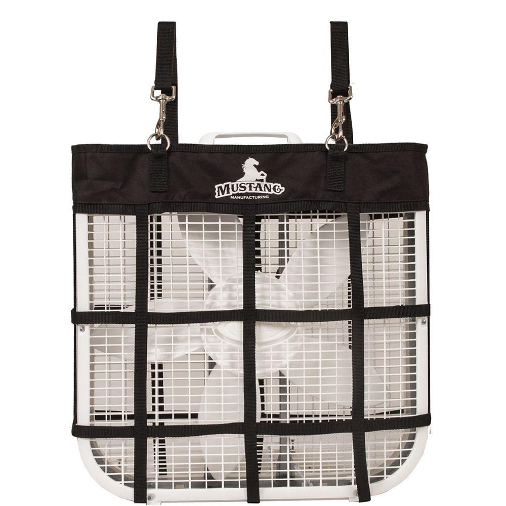 Mustang Manufacturing Company  Box Fan Bag  Black