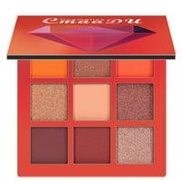 matoen Cosmetic Matte Eyeshadow Cream Makeup Palette Shimmer Set 9 Colors Eyeshadow