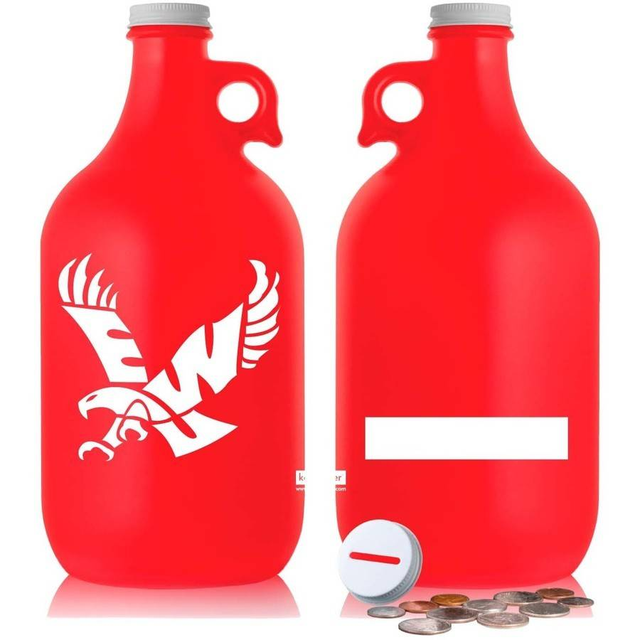 NCAA Eastern Washington Eagles 64 oz Team Color Frost Jug