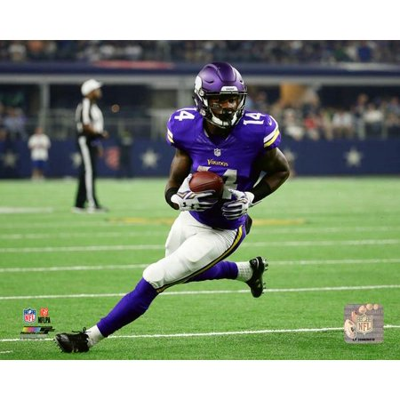 Stefon Diggs 2015 Action Photo Print