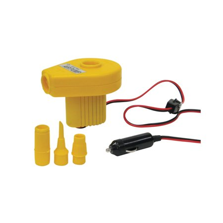 Stansport Portable Air Pump - 12 Volt with
