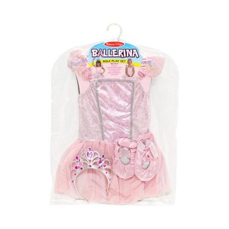 Girls' Melissa & Doug Ballerina Role Play Set  18