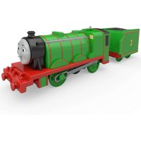 Thomas & Friends TrackMaster Motorized Henry Train Engine with Cargo