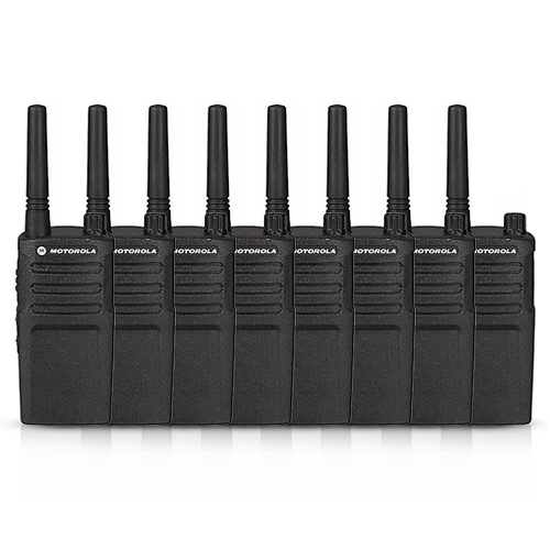 Motorola 2 Watt UHF Business 2-Way Radio